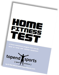 home fitness test cover